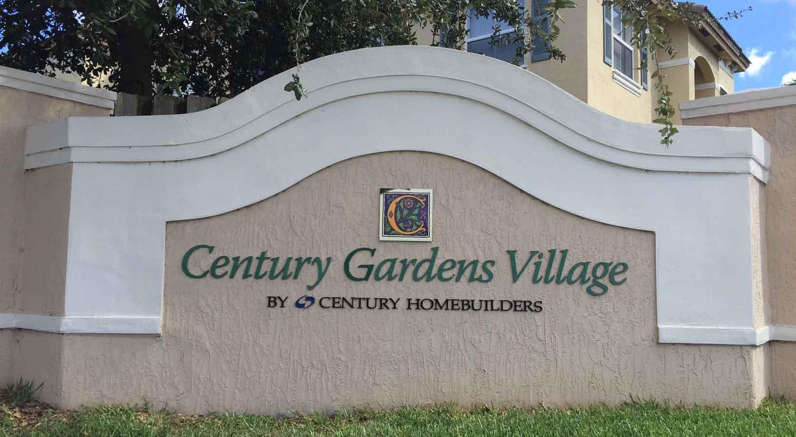 Century Gardens Village Community Development District Image